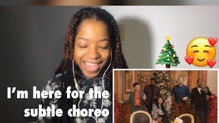 [REACTION] Rockin' Around The Christmas Tree - Pentatonix (From Pentatonix: A Not So Silent Night)
