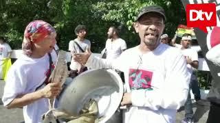 Demo Nelayan bantah tambakan 3 pulau di Pulau Pinang