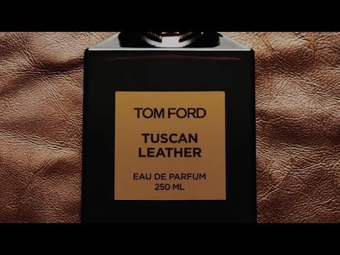 Tom Ford Tuscan Leather Fragrance Review (2007)