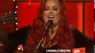 """A NASHVILLE CHRISTMAS - Wynonna sings """"Let's Make a Baby King"""""""
