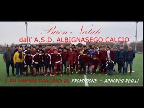 immagine di anteprima del video: Buon Natale (Albignasego Calcio)