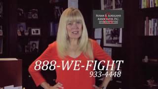 Susan E. Loggans & Associates A Tough Trial Lawyer video