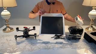 Djı Fpv Drone Kutu Açılışı