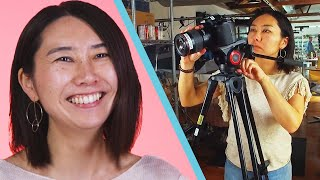What It's Like To Be A Tasty Producer • Behind the Scenes with Rie