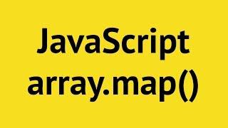 JavaScript Array Map