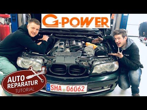 BMW E46 G-Power Kompressor Kit SK Plus RS EINBAUANLEITUNG ( Schritt für Schritt ) | DIY Tutorial