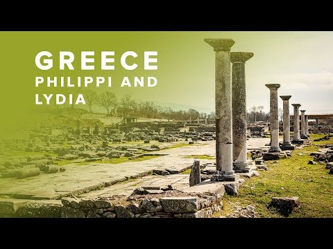 Photography in Ancient Philippi // Greece // and a Reflection on the Apostle Paul and Lydia