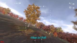 01 Liftoff- Frist time VS 4 hours