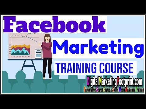 Facebook Marketing Strategy Course - Digital Marketing Training ...