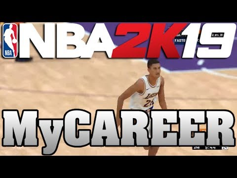 NBA 2K19 My Career Offline - THE SUNS DON'T STAND A CHANCE