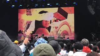 Anderson .Paak & The Free Nationals   Sweet Gidget(@ Fuji Rock Festival 180729)