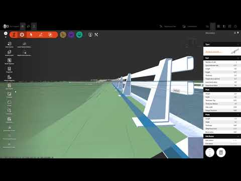What's New in InfraWorks (2018.1) – Custom Road Components