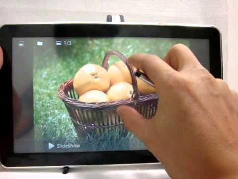 Haipad M1001 10.2'' Android 2.1 Tablet PC Telechip 8902 3G WIFI HDMI