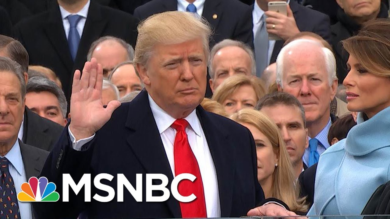 Reflecting On President's Day With Donald Trump In White House | Morning Joe | MSNBC thumbnail