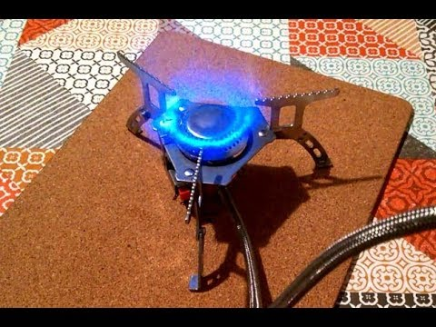 Review of IPRee Mini Camping Gas Stove