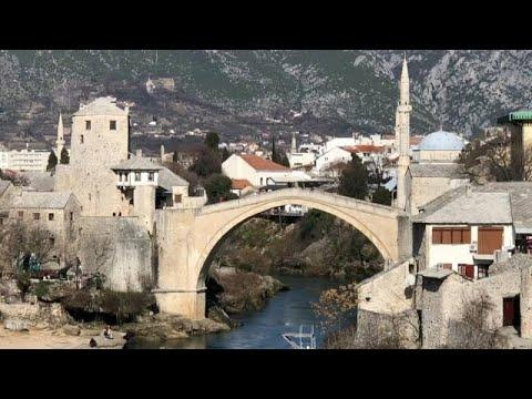 Βοσνία:25 χρόνια μετά τη συμφωνία του Ντέιτον-Τα σημάδια του πολέμου …