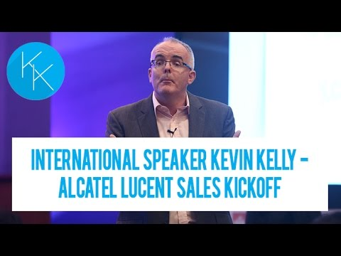 Alcatel Lucent Sales Kickoff