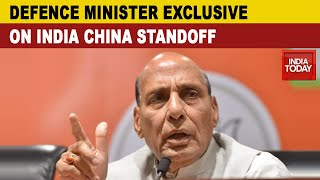 Defence Minister Exclusive: Rajnath Singh Breaks His Silence On India-China Standoff