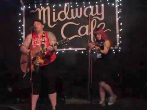 Live Nude Girls - Ballad of Live Nude Girls @ Midway Cafe in Boston, MA (9/19/15)