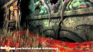 Mortal Kombat - Krypt Guide - (SEC3) Secret Treasure Chest!  5000 Koins!