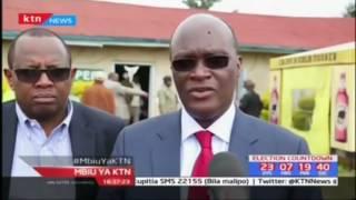 James Macharia adai uvamizi Lamu unhusiana na Maswala ya siasa