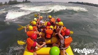 Rafting - Jet Boating Rapides de Lachine