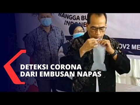 Pemerintah akan Gunakan GeNose untuk Deteksi Corona
