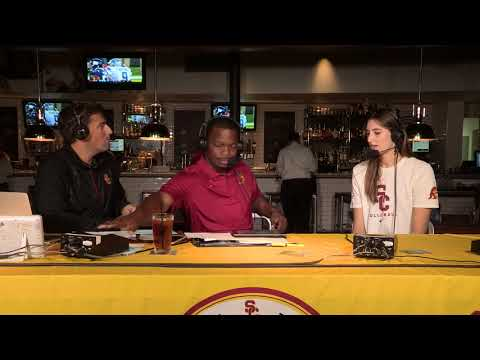 Trojans Live 9/18 - Brittany Abercrombie