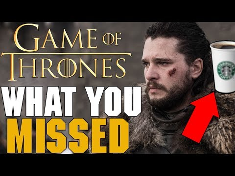 Things You MISSED!! Game Of Thrones Season 8 Episode 4