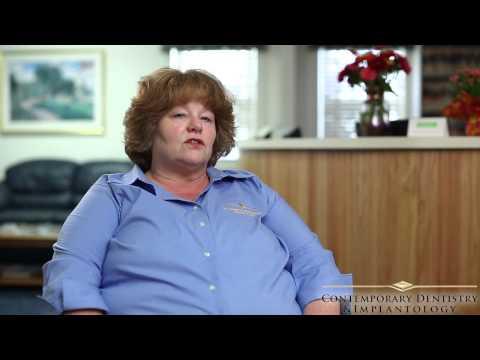 Nancy — Contemporary Dentistry & Implantology Front Desk