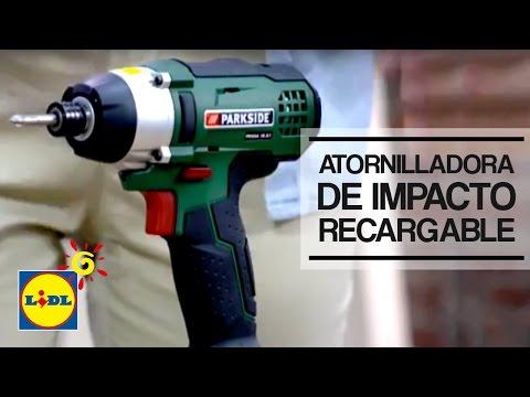 Atornilladora De Impacto Recargable - Lidl España