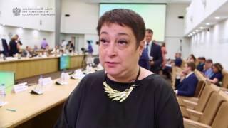 Разговоры о реформе. Марина Блудян, «ОПОРА РОССИИ»