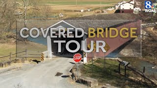 Take A Tour Of Lancaster County's Covered Bridges
