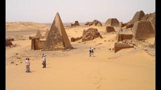 Piramidy nubijskie w światowym dziedzictwie Unesco Meroe – nagranie w j.rosyjskim