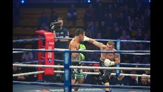 Павел Маликов vs Дауд Йордан, 22/04/2018. Pavel Malikov vs Daud Yordan