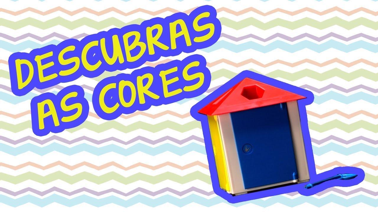 DESCUBRA AS CORES | BEBÊ MAIS CORES