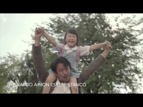 """Video - """"La storia di mio padre"""": Sogno per il mio bambino - Una pubblicità asiatica triste e stimolante"""