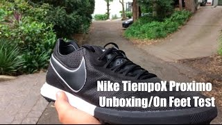NIKE TIEMPOX PROXIMO UNBOXING/ON FEET TEST!