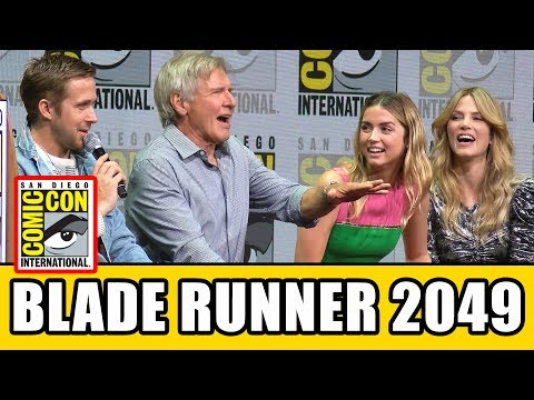 BLADE RUNNER 2049 Comic Con Panel News & Highlights | MTW