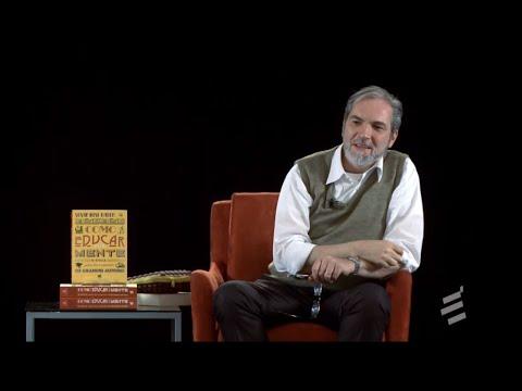 """Palestra de lançamento: """"Como Educar sua Mente"""", com Gabriel Perissé"""