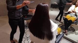 Bridal Hair Cut