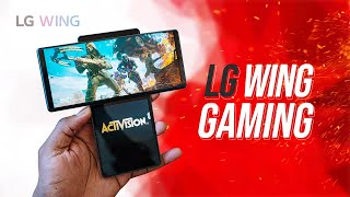 LG Wing 5G Gaming First-Look - PUBG Mobile