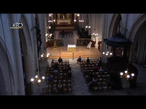 Vêpres du 3 septembre 2020 à Saint-Germain-l'Auxerrois