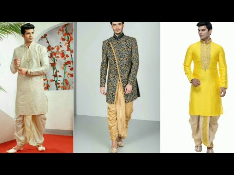 8e2cdcfde2b Dhoti kurta designs for mens