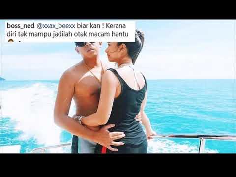 Nora Danish SEKSI Nedim SENTAP & komen KJ khairy jamaluddin