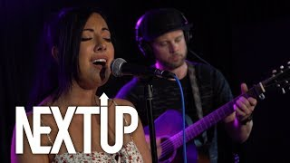 Delacey Performs 'Subway' & 'My Man' Acoustic