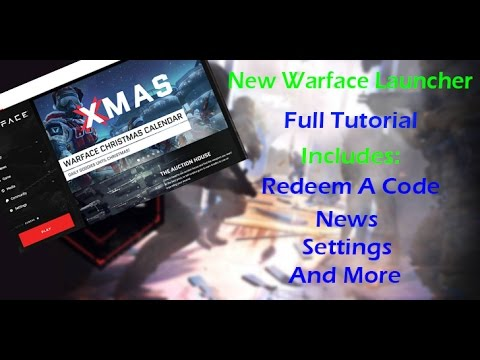 How to redeem a code in Warface :: Warface General Discussions
