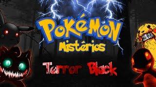 Mistérios de Pokémon #6 - A Hack Amaldiçoada / Terror Black!! [RE-UPADO]