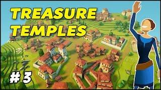 BURIED TREASURE TEMPLES - Godus - Episode 3