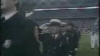 Nick Carter Live  National Anthem